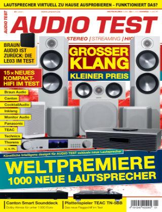 AUDIO TEST 01/2021