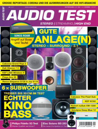 AUDIO TEST 04/2021