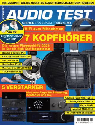 AUDIO TEST 05/2021