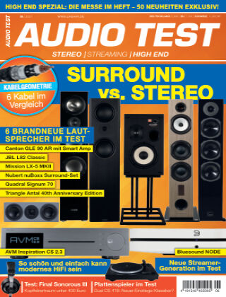 AUDIO TEST 06/2021