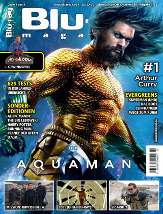 BLU-RAY MAGAZIN 01/2019