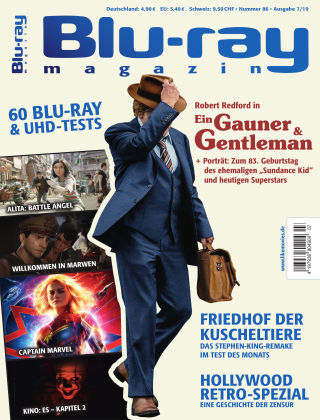 BLU-RAY MAGAZIN 07/2019
