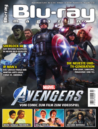 BLU-RAY MAGAZIN 07/2020