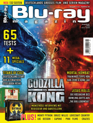 BLU-RAY MAGAZIN 02/2021