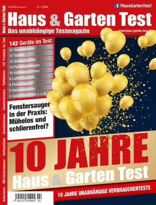HAUS & GARTEN TEST 02/2020