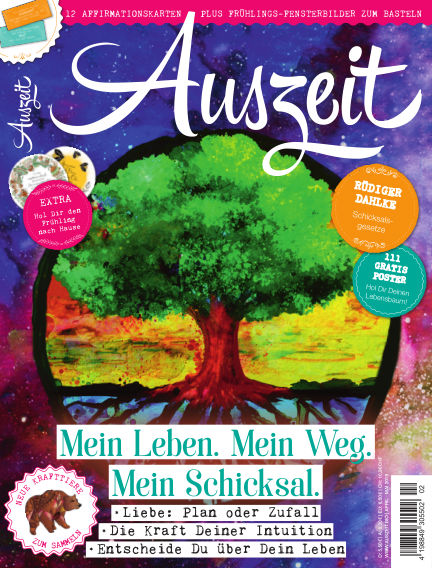 AUSZEIT April 04, 2019 00:00