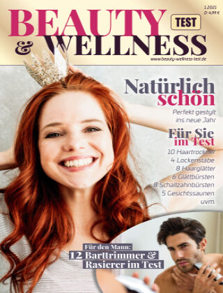 TESTJAHRBUCH Beauty & Wellness 1