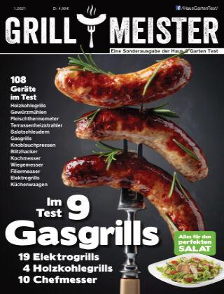 TESTJAHRBUCH Grillmeister 1