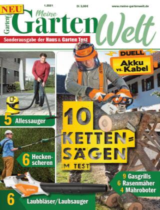 GARTEN WELT 01/2021