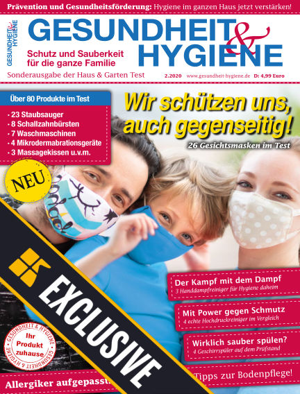 GESUNDHEIT & HYGIENE - Readly Exclusive