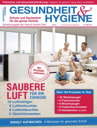 GESUNDHEIT & HYGIENE - Readly Exclusive 01/2021