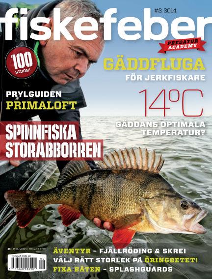 Fiskefeber (Inga nya utgåvor) March 14, 2014 00:00