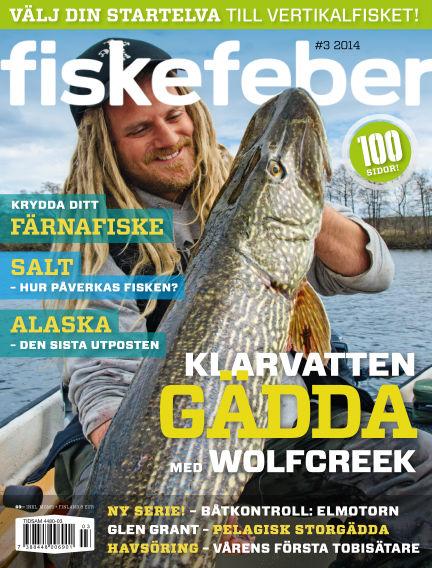 Fiskefeber (Inga nya utgåvor) April 08, 2014 00:00