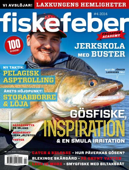 Fiskefeber (Inga nya utgåvor) May 19, 2014 00:00