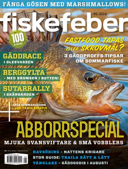 Fiskefeber (Inga nya utgåvor) July 03, 2014 00:00