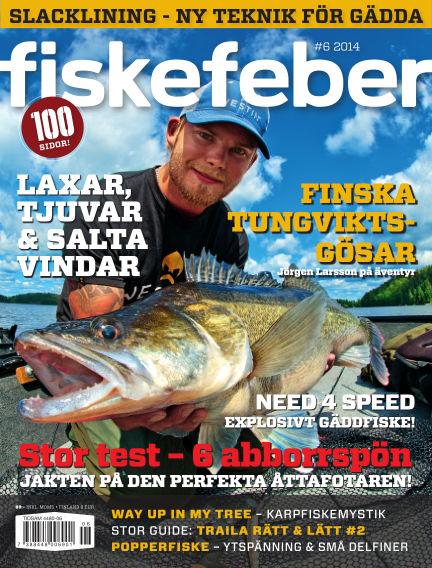 Fiskefeber (Inga nya utgåvor) September 05, 2014 00:00