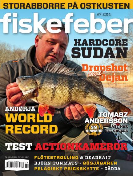 Fiskefeber (Inga nya utgåvor) October 27, 2014 00:00