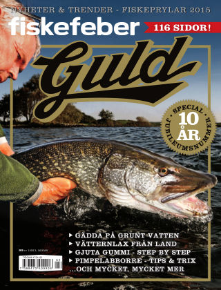 Fiskefeber (Inga nya utgåvor) 2014-11-18