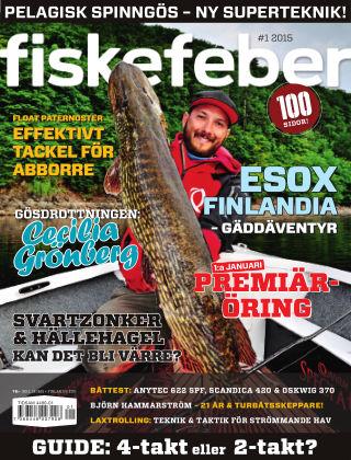 Fiskefeber (Inga nya utgåvor) 2014-12-10