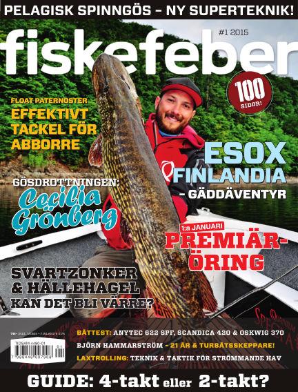 Fiskefeber (Inga nya utgåvor) December 10, 2014 00:00