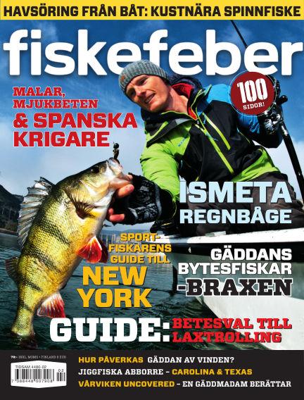 Fiskefeber (Inga nya utgåvor) February 18, 2015 00:00