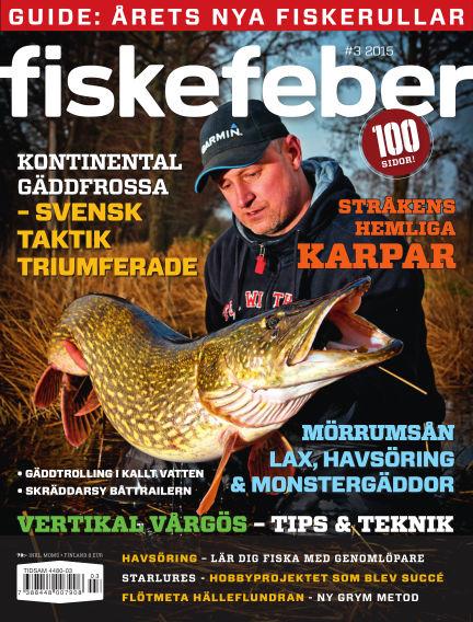 Fiskefeber (Inga nya utgåvor) April 07, 2015 00:00