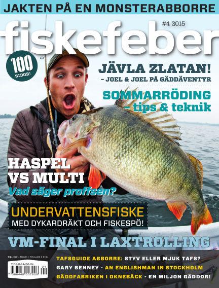 Fiskefeber (Inga nya utgåvor) May 22, 2015 00:00