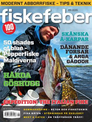 Fiskefeber (Inga nya utgåvor) 2015-07-07