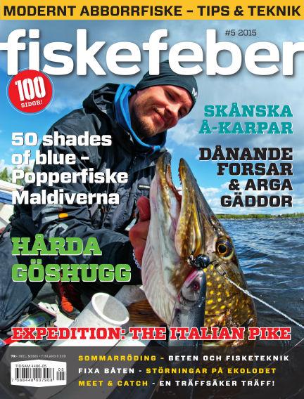 Fiskefeber (Inga nya utgåvor) July 07, 2015 00:00