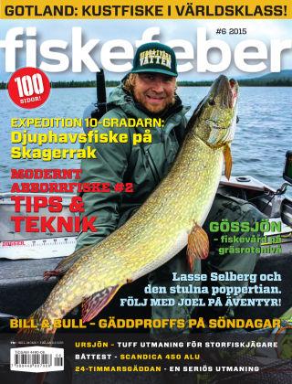 Fiskefeber (Inga nya utgåvor) 2015-09-08