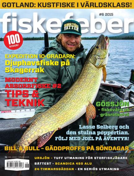 Fiskefeber (Inga nya utgåvor) September 08, 2015 00:00