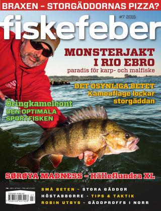 Fiskefeber (Inga nya utgåvor) 2015-10-27