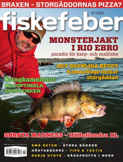 Fiskefeber (Inga nya utgåvor) October 27, 2015 00:00