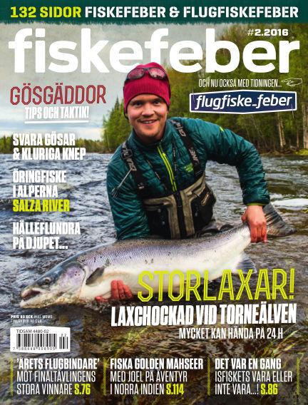 Fiskefeber (Inga nya utgåvor) February 22, 2016 00:00