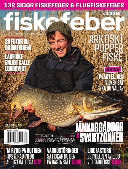 Fiskefeber (Inga nya utgåvor) April 10, 2016 00:00