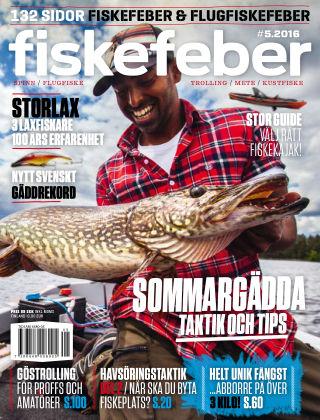Fiskefeber (Inga nya utgåvor) 2016-07-05