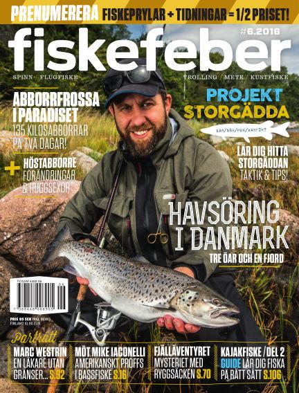 Fiskefeber (Inga nya utgåvor) September 06, 2016 00:00