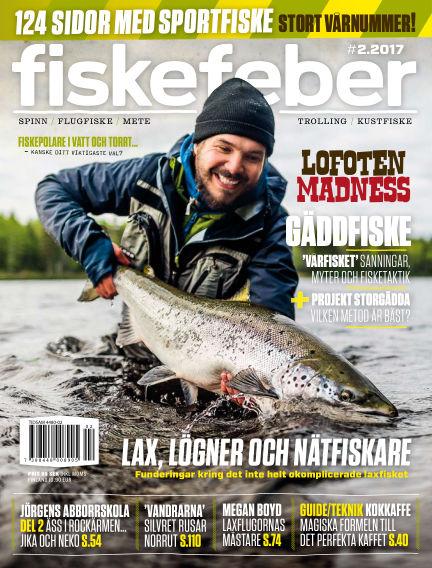 Fiskefeber (Inga nya utgåvor) February 21, 2017 00:00