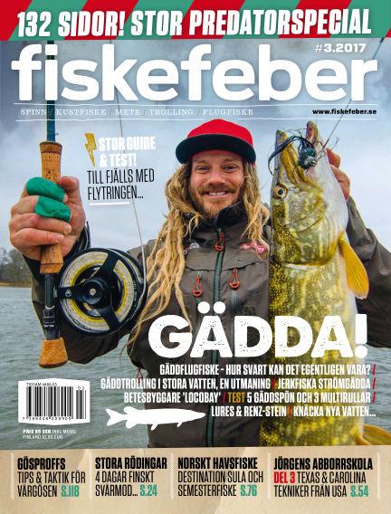 Fiskefeber (Inga nya utgåvor) April 04, 2017 00:00