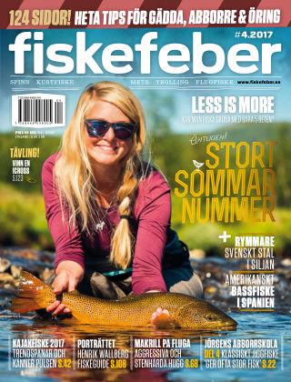 Fiskefeber (Inga nya utgåvor) 2017-05-23