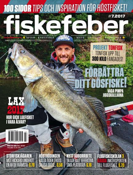 Fiskefeber (Inga nya utgåvor) October 31, 2017 00:00