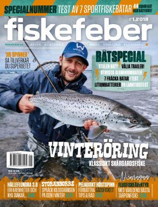 Fiskefeber (Inga nya utgåvor) 2017-12-19