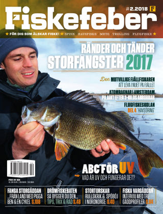 Fiskefeber (Inga nya utgåvor) 2018-02-27