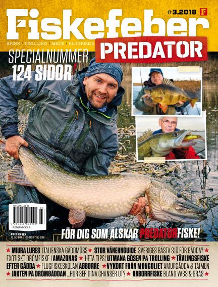 Fiskefeber (Inga nya utgåvor) April 10, 2018 00:00