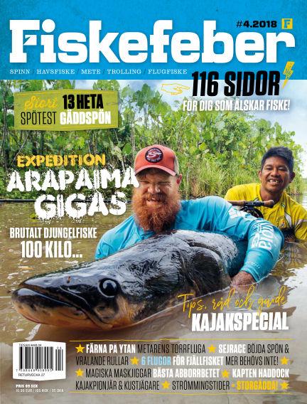 Fiskefeber (Inga nya utgåvor) May 22, 2018 00:00