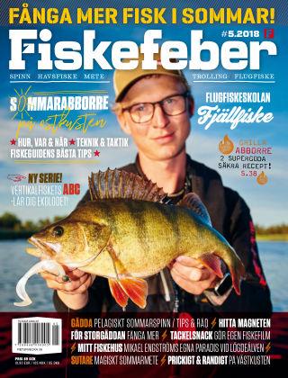 Fiskefeber (Inga nya utgåvor) 2018-07-03