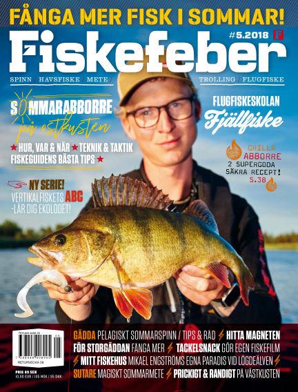 Fiskefeber (Inga nya utgåvor) July 03, 2018 00:00