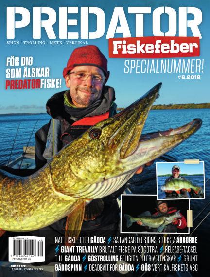 Fiskefeber (Inga nya utgåvor) September 18, 2018 00:00