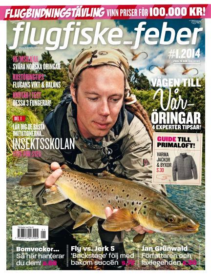 Flugfiske-feber (Inga nya utgåvor) February 18, 2014 00:00