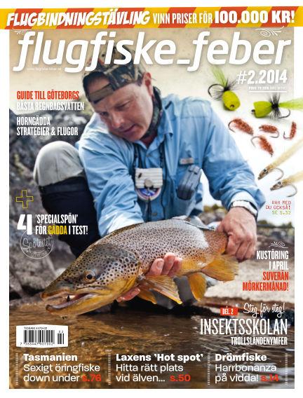 Flugfiske-feber (Inga nya utgåvor) April 01, 2014 00:00